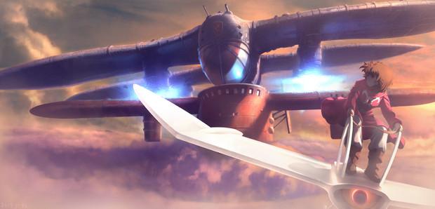 ナウシカ:装甲コルベット