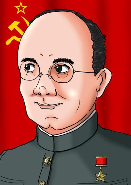 NKVD議長・ソ連邦元帥 ラヴレンチー・ベリヤ