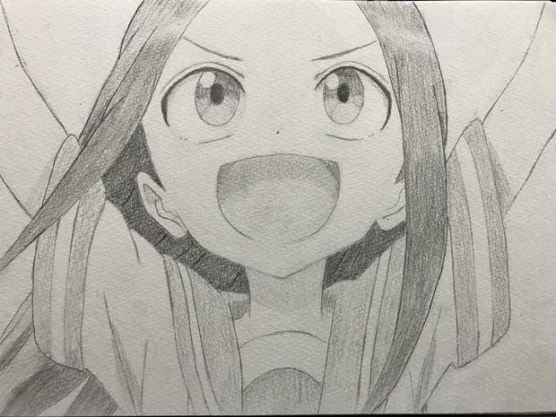 【模写】高木さん
