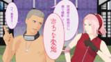 【MMD-OMF8】EMOTIONS (撮影裏)【MMDナルト】