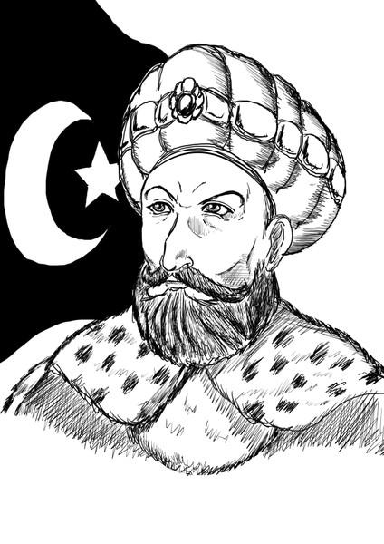 オスマン・トルコ第7代皇帝 「征服の父」~メフメト二世