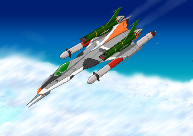 雷撃型コスモファルコン