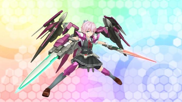 【艦これFIX】不知火 ダブルオーライザー装備