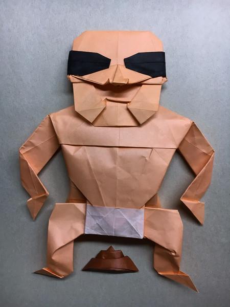 変態糞折紙