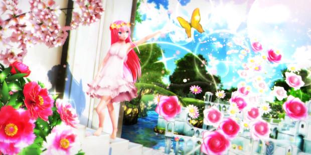 【今日のYYBルカさん】幸せの黄色い蝶々さん♪