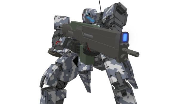 L214A2 複合砲システム(仮)