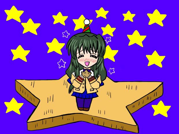 風子、宇宙旅行します!!