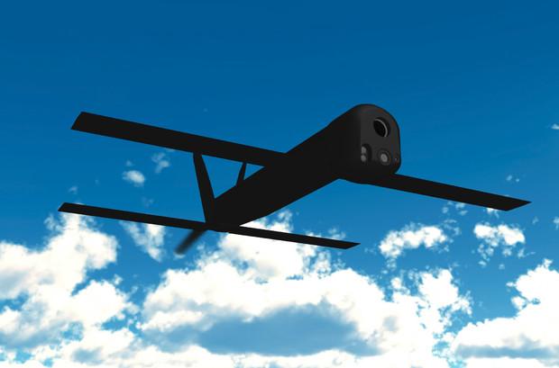 Kamikaze Drone