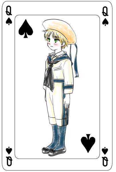 Spade's Queen