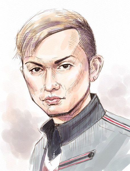 ISSAさん(DA PUMP)