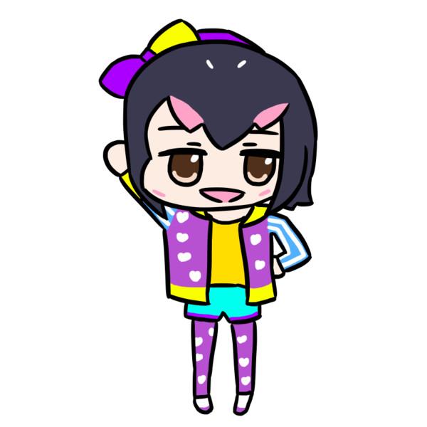 東武公開収録のダンスいくちゃん風フルル
