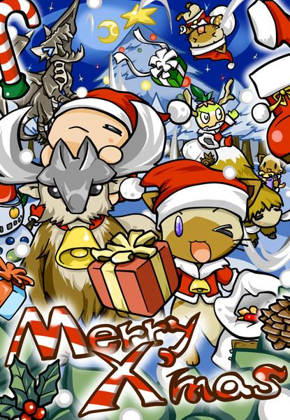 MHクリスマス