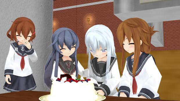 響ちゃん誕生日おめでとう!