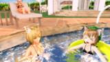 八雲一家のゴージャスな夏休み