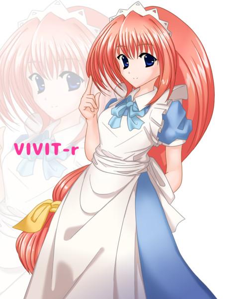 VIVIT-r(00年代ギャルゲ風味)(判子絵)