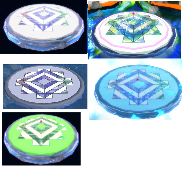 【MMD】MikuMikuDance 円形ステージ配布します