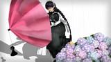 【まめる式ブラクラ静画展】雨の日のロベルタさん