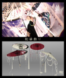 和傘飾り【MMDアクセサリ配布】