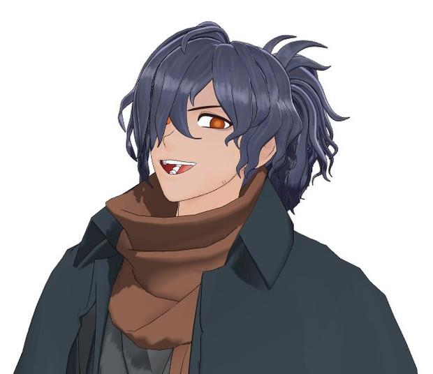 【Fate/MMD】以蔵さん【モデル配布】