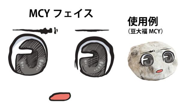 MCYフェイス高画質化