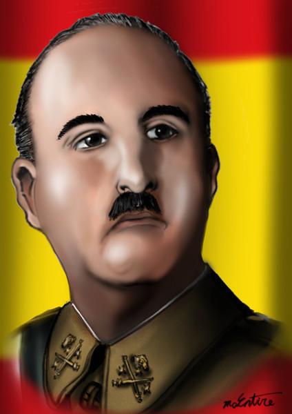 スペイン中興の祖あるいはゲルニカの虐殺者~ スペイン統領・フランシスコ・フランコ・イ・バアモンデ