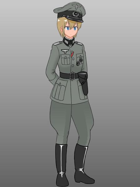 WW2ドイツ陸軍将校
