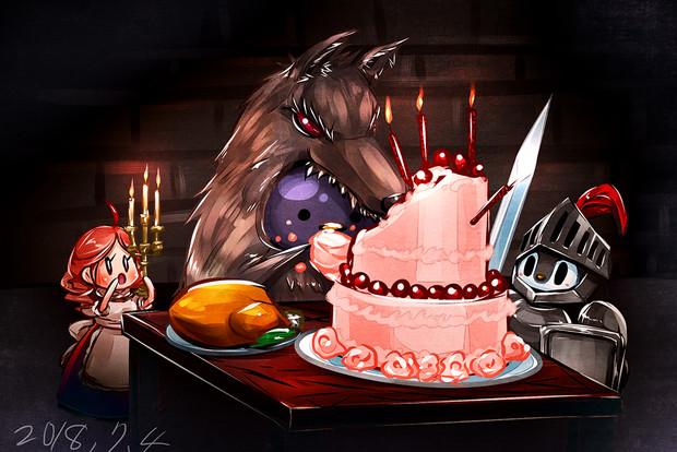 誕生日おめでとうw
