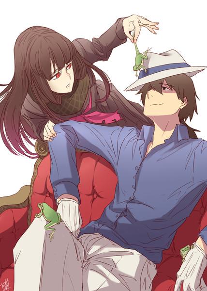 坂本龍馬とお竜さん