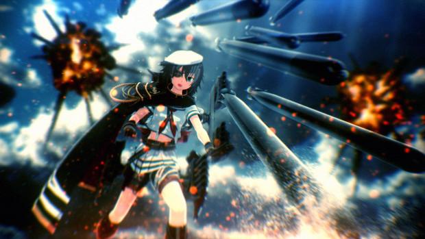 【MMD】本当の戦闘ってヤツを、教えてやるよ。【艦隊これくしょん】