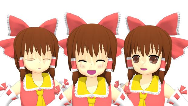 【MMDモデル配布あり】ぷはーRIMver2.0.zip