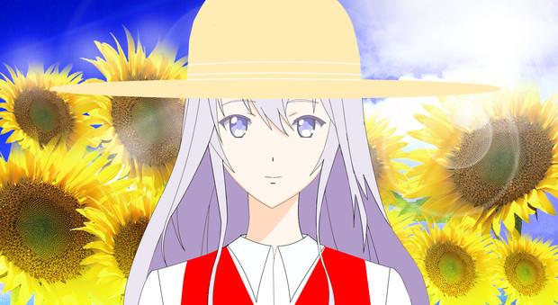TVアニメBEATLESSより レイシアです