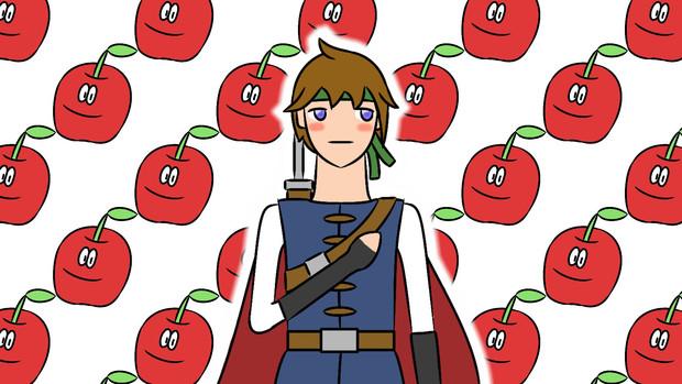 ユリ (勇者とリンゴ) 2