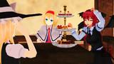 連作 アリスのアトリエ 10 ケーキスタンド