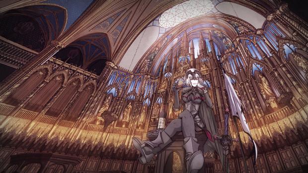 ジャンヌオルタin大聖堂
