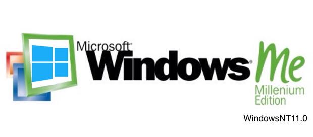 Windows meの逆襲