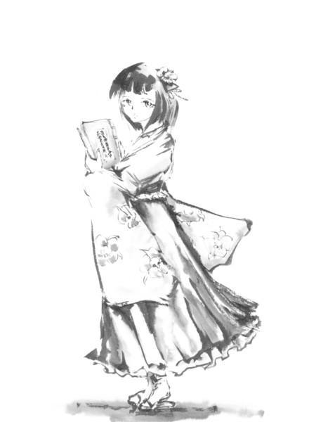 ワンドロ・稗田阿求