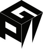 ガチムチパンツレスリング キューブ型ロゴ