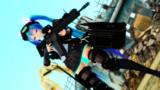 【MMD】初音ミク【武装】