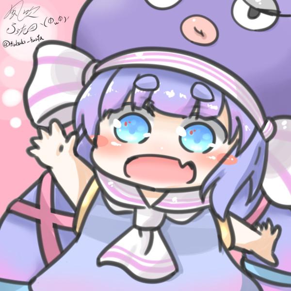 「あ!とーほくー!!いっしょにかえろーー!!」