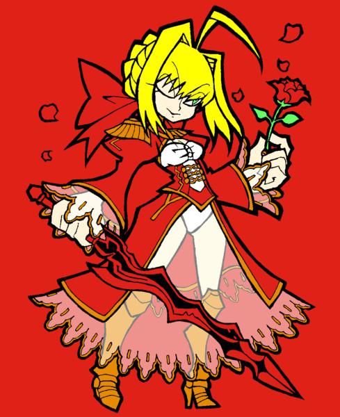 薔薇の皇帝