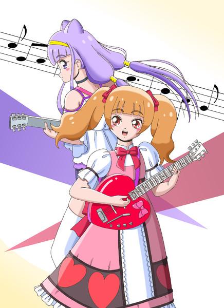 ギターなツインラブ