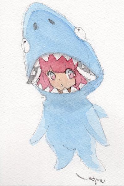 きりたんザメ