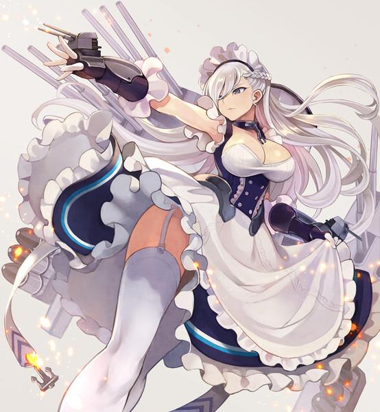 ベルファスト(戦闘モード)