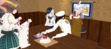 提督へのケーキ