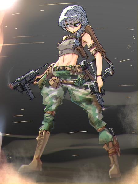 合作 武装kawaiijosi