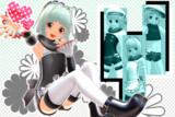 【MMD】ショタメイドver2_01【モデル配布】