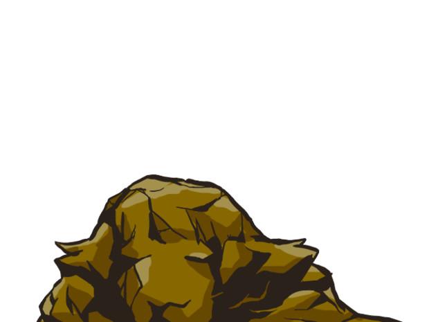 茜ちゃん岩