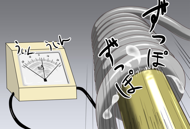 自家発電(物理)