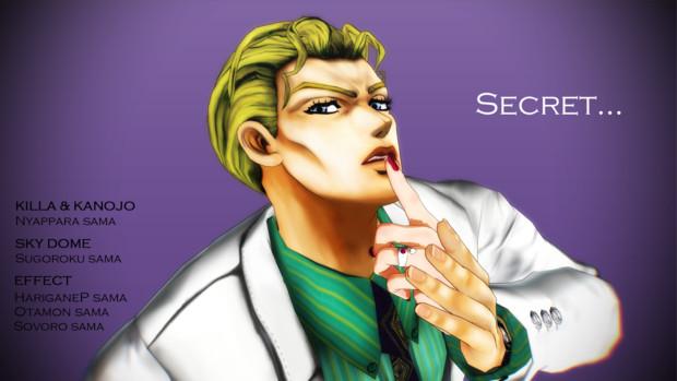 Secret...