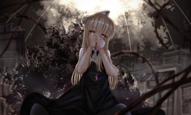 廃墟の国のアリス